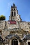 Monolitowy Kościół Fotografia Royalty Free