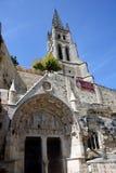 Monolitowy Kościół Fotografia Stock