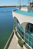 Monona Terrace and Community Center Stock Photo