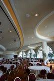 Monona terrace interior. Interior of last frank lloyd wright building monona terrace Royalty Free Stock Photo