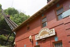 Monongahela Incline, Pittsburgh, PA Stock Image