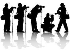 monopod камеры Стоковая Фотография RF
