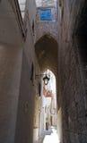 Monopoli Oldtown. Apulia. Immagine Stock Libera da Diritti