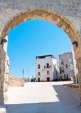 Monopoli Oldtown. Apulia. Royalty Free Stock Images