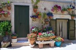 Monopoli Oldtown. Apulia. Stock Images