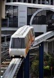 Monorail Royalty-vrije Stock Foto's