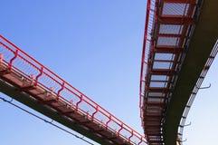 monorail Royaltyfria Bilder