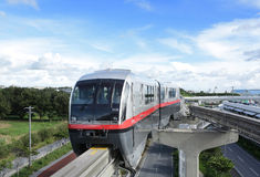 Monorail Stock Image