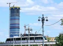 Monorail Royalty Free Stock Photo