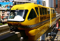 Monorail Image stock