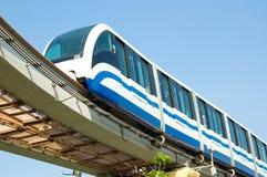 monorail Stock Afbeelding
