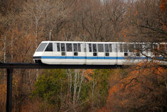 Monorail Royalty Free Stock Image