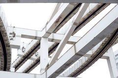 monorail fotografia de stock