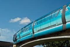 Monorail du monde de Disney Photographie stock libre de droits