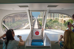 Monorail Royalty Free Stock Photography