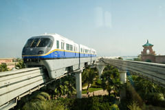 Monorail Stock Photography