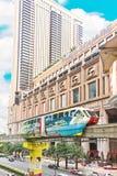 Monorail of Kuala Lumpur Stock Photos