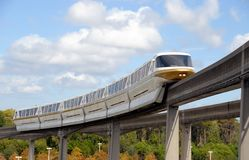 Monorail train Stock Photos