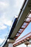 Monorail train Stock Photos
