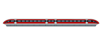 Monorail Train Stock Images