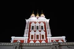 Monostyr Novodevichiy 4 Royalty Free Stock Image
