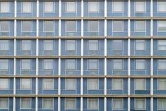 monoton facade Royaltyfri Fotografi
