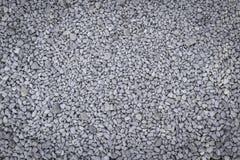 Monotone gravel stones Stock Images