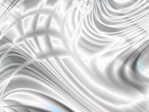 Monotone Streakings Abstract. Monotone ripple and streak pattern (computer generated, fractal abstract background Royalty Free Stock Photo