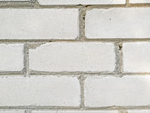 Monotone texture of the bricks. Monotone texture in cold colors of the bricks royalty free stock photography