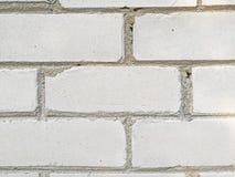 Monotone texture of the bricks. Royalty Free Stock Photography