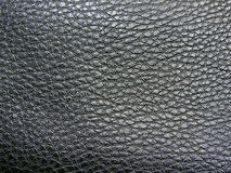 Monotone texture of the leather. Monotone texture in cold colors of the leather Royalty Free Stock Photos