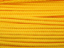 Monotone texture of the rope. Royalty Free Stock Image