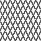 Monotones einheitliches schräges Muster Stockfotos