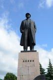 Monoument de Lenin Foto de Stock Royalty Free