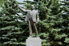 Monoument de Lenin fotos de stock royalty free