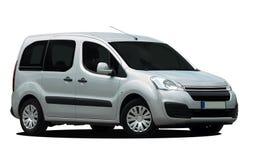 Monovolumen, station wagon, van, car Royalty Free Stock Image