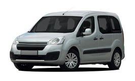 Monovolumen, station wagon, van, car Royalty Free Stock Images