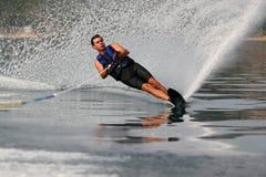 Monowasserskifahren Stockfoto