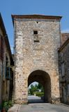 Monpazier, France Royalty Free Stock Photo