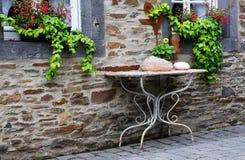 Monreal - most beautiful town in Rhineland Palatinate Royalty Free Stock Image