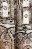 Monreale, the ancient norman cathedral, detail Royalty Free Stock Image