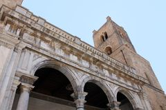 Monreale cathedral, Palermo Royalty Free Stock Photos