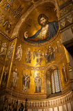 Monreale Cathedral, Sicily Royalty Free Stock Images