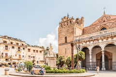 Monreale Royalty Free Stock Photography