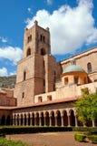 Monreale, Palermo stockbilder
