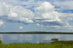 Monrepo, gulf of Finland Royalty Free Stock Photography