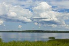 Monrepo, gulf of Finland Royalty Free Stock Photography