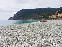 Monterosso al Mare,Cinque Terre Royalty Free Stock Photos