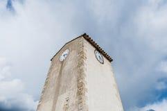 Monroyo village at Teruel, Spain Royalty Free Stock Photos