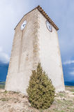 Monroyo village at Teruel, Spain Stock Images